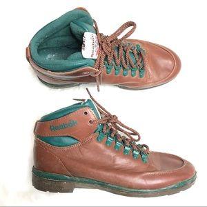 Reebok Vintage 1988 Leather Sneaker Boots